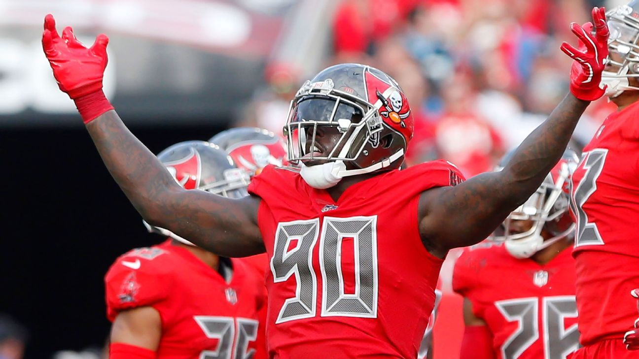 Bucs DE Jason Pierre-Paul will likely need surgery and will visit specialists this week in the hope that he might be able to play this season after suffering a fractured neck, sources told ESPN.