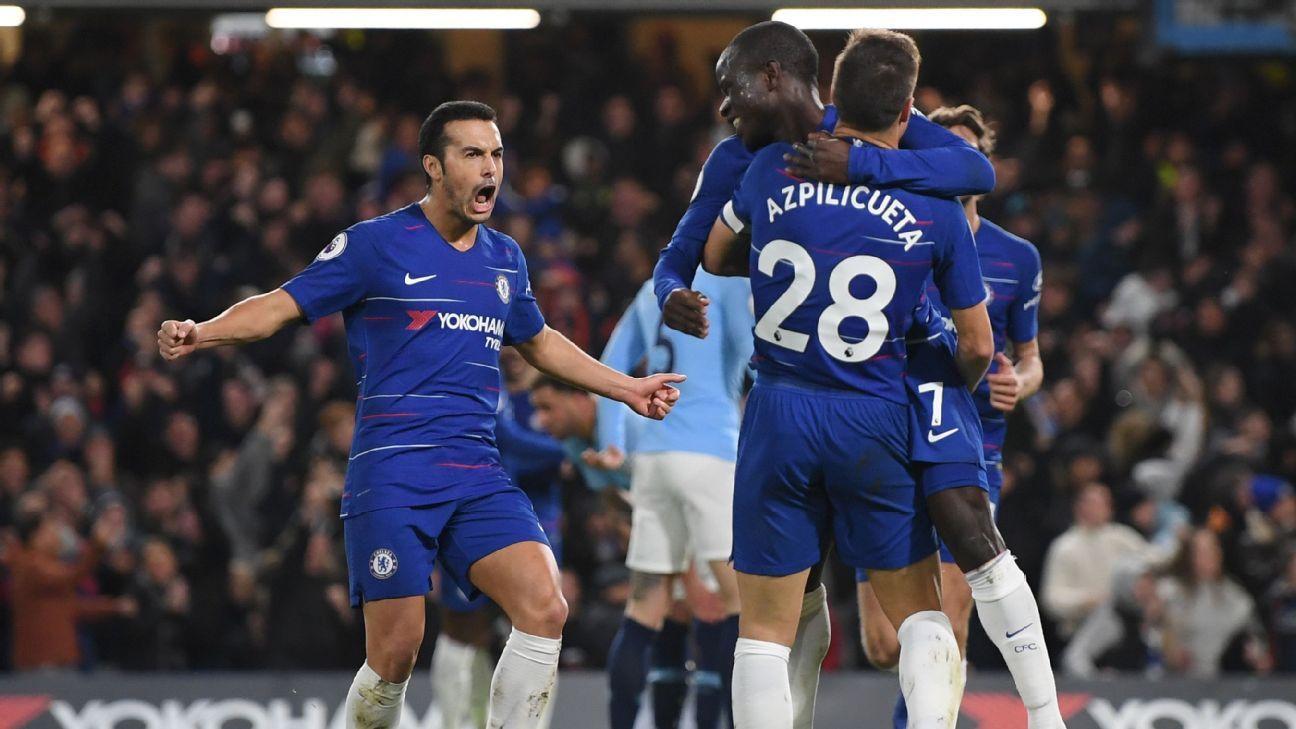 Manchester City Contra Chelsea: Chelsea Vs. Manchester City