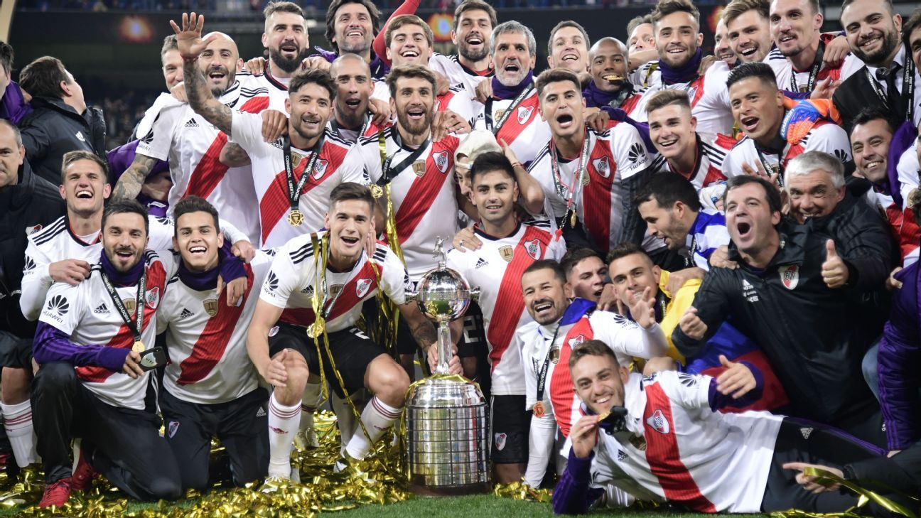 River Plate among contenders as Copa Libertadores group stage begins