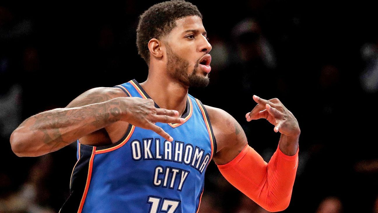 3f65211c712 How Paul George discovered the best version of himself in OKC