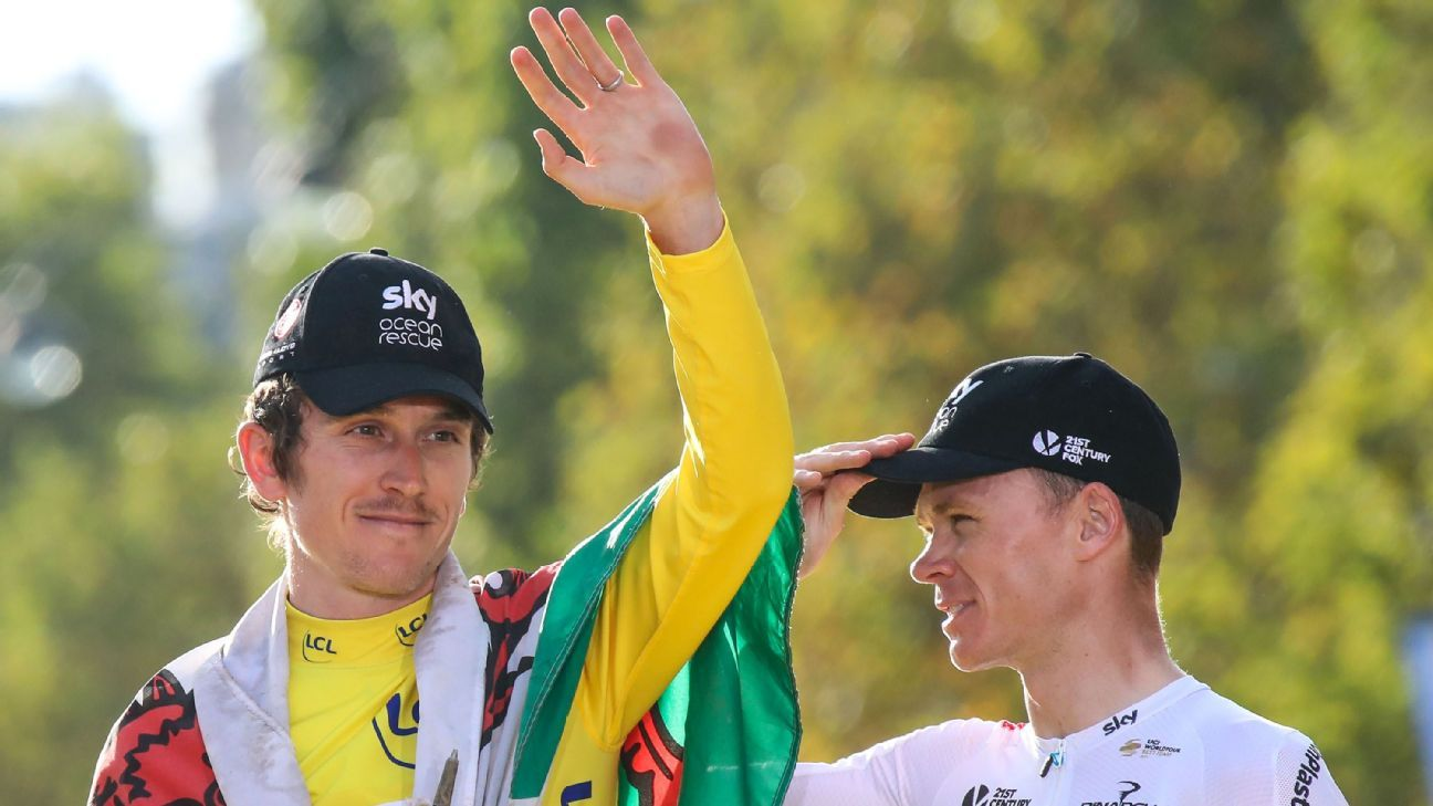 b833aa916 Sky to end involvement in Team Sky after 2019 season