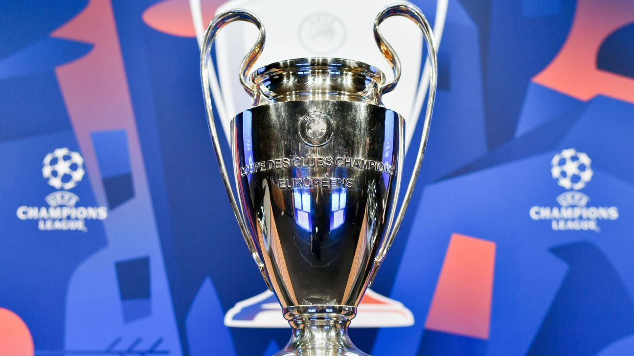 Image result for UEFA ponders closed-off Champions League with 8-team groups