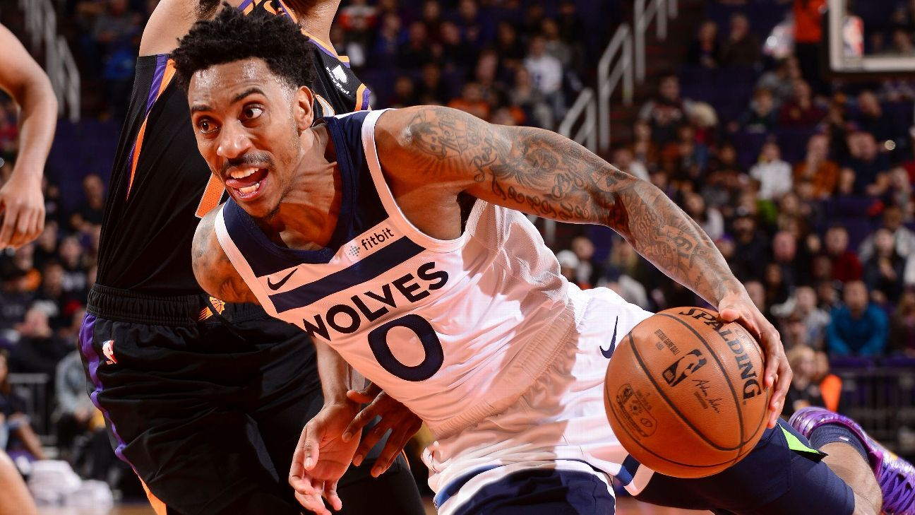 Sources: Hawks acquiring Jeff Teague from Timberwolves for Allen Crabbe, Treveon Graham