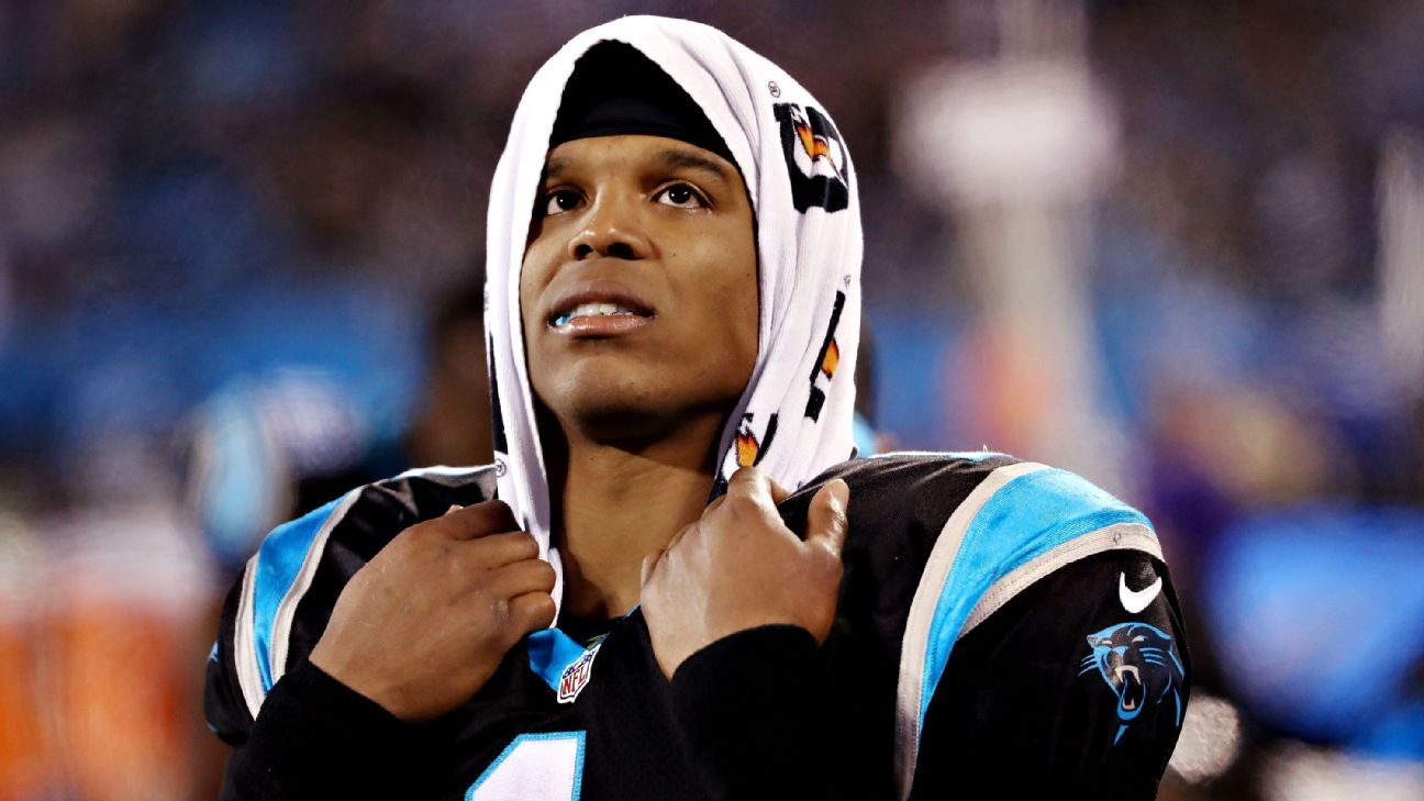 Panthers quarterback Cam Newton says the rehabilitation from shoulder surgery is going