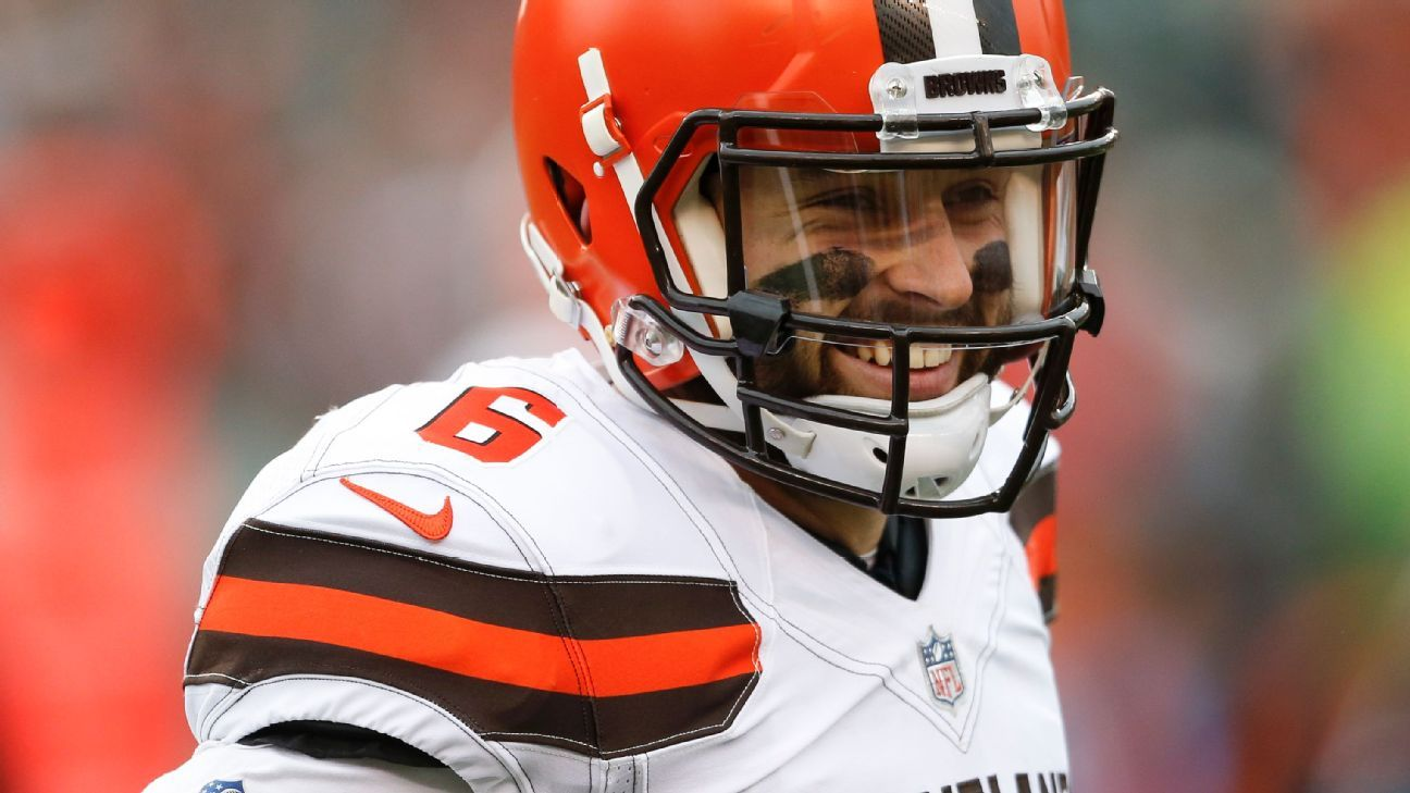 The Cleveland Browns have opened as the favorites to win the AFC North at Westgate. They also are the most bet upon to win the Super Bowl at DraftKings Sportsbook in New Jersey.