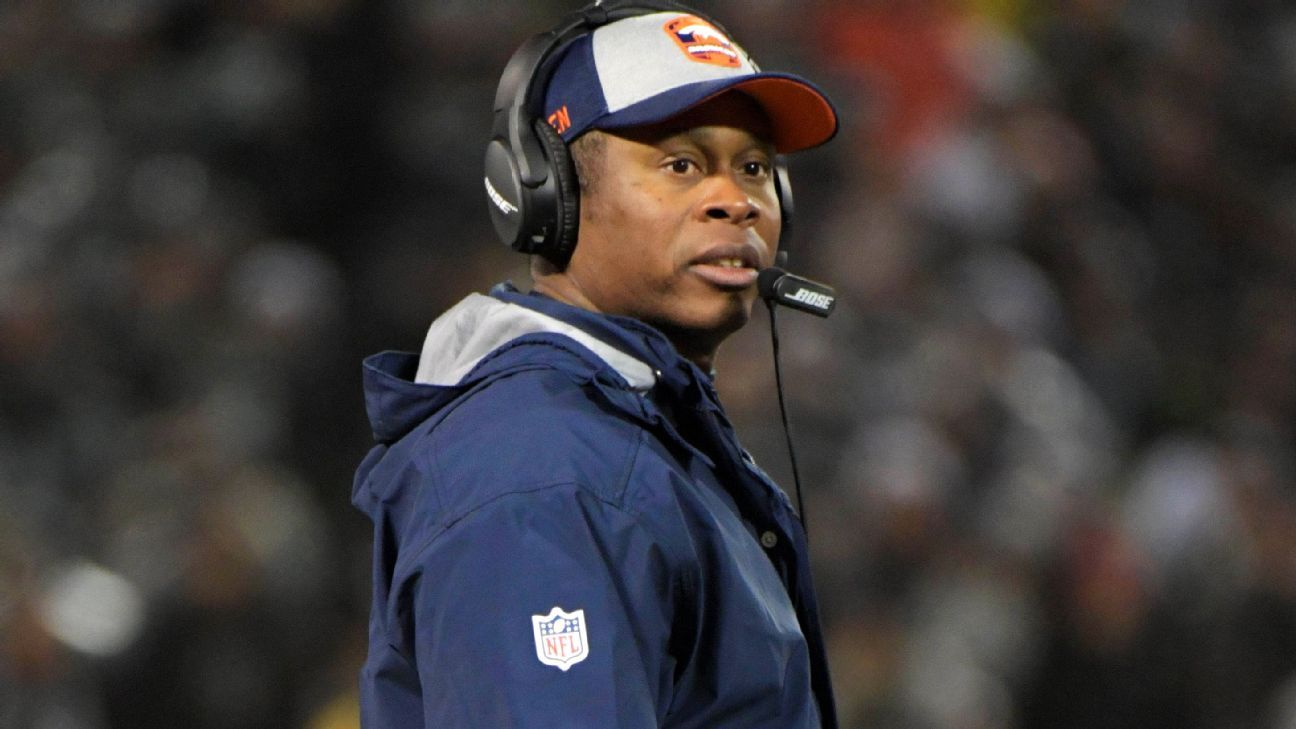 The cases for and against the Broncos keeping Vance Joseph