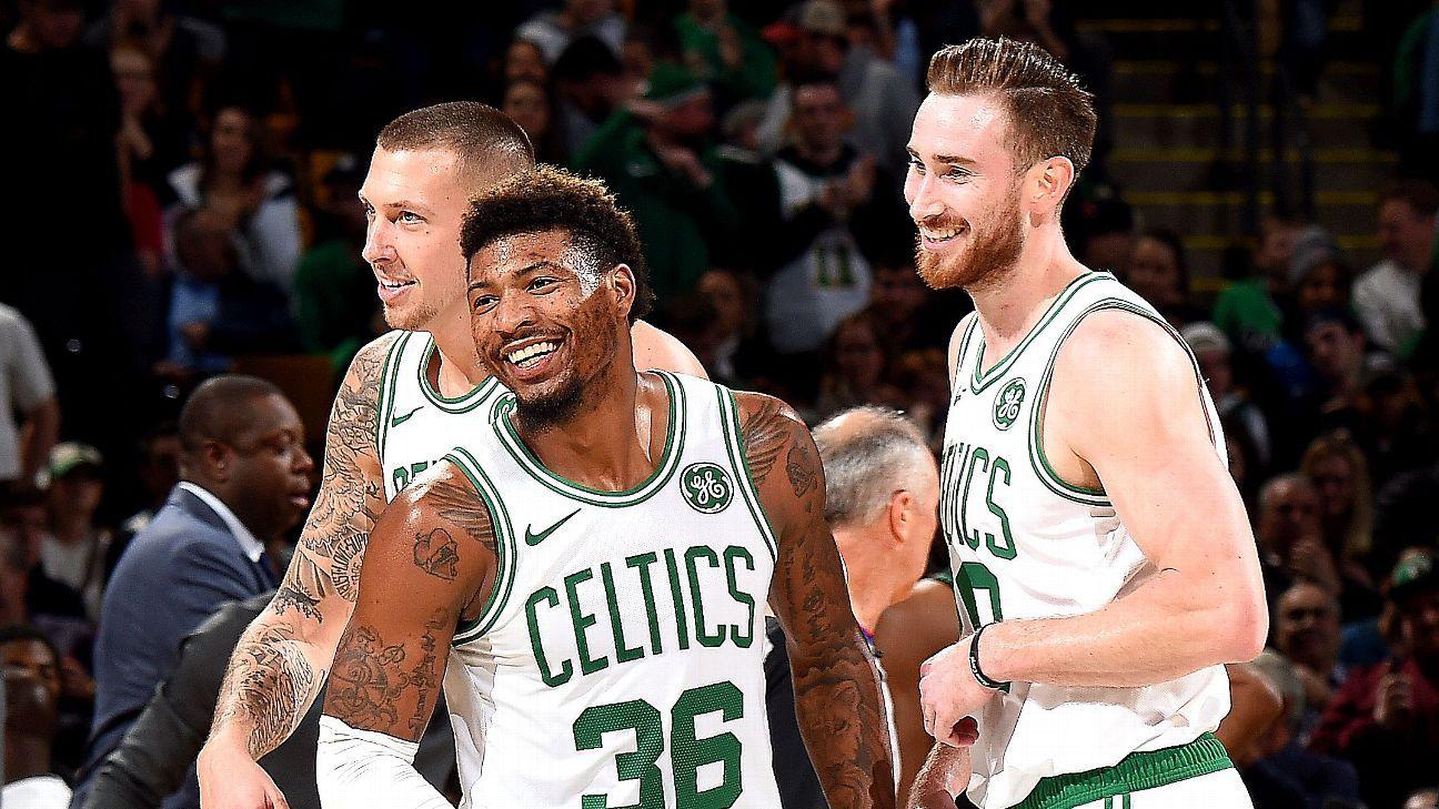 Celtics' Smart optimistic about state of franchise
