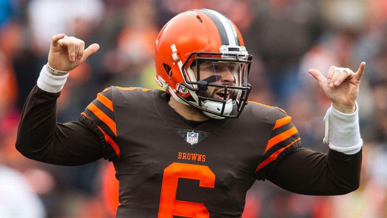 Cleveland Browns' Baker Mayfield says Josh Allen's megadeal a win for all NFL quarterbacks