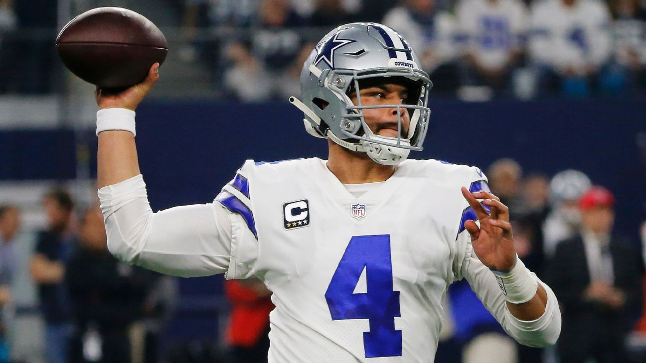 Quarterback Dak Prescott and running back Ezekiel Elliott said Wednesday they are not concerned about getting long-term deals done with the Cowboys.