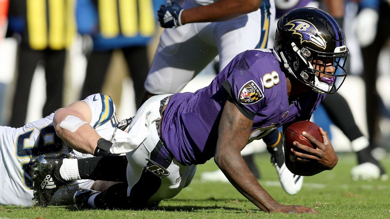 Harbaugh: Right to stick with Jackson over Flacco