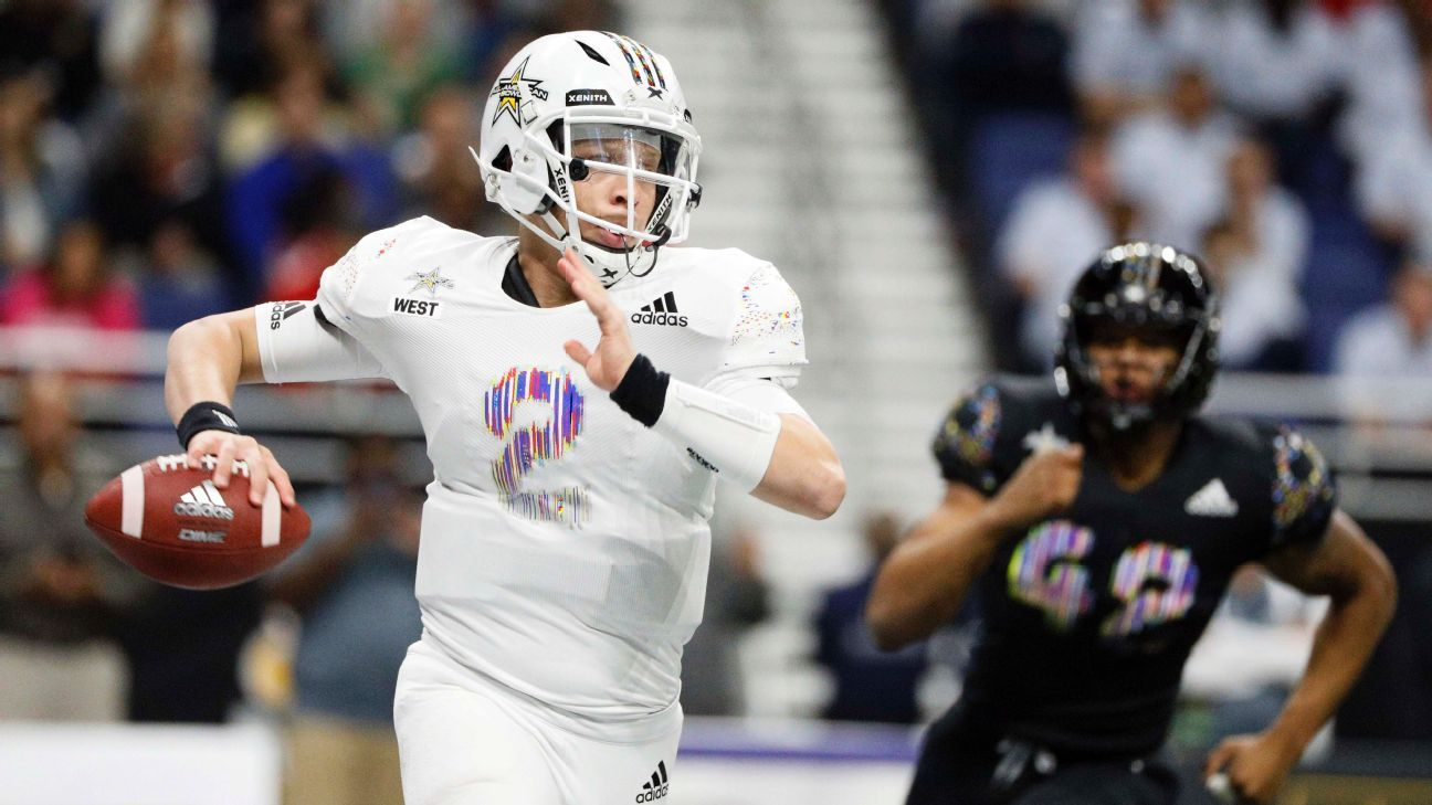 Oklahoma's Spencer Rattler is one of several incoming quarterbacks who could shuffle the depth chart at their programs.