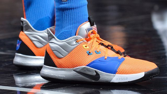 eeff30a2b329 Which player had the best sneakers of Week 13 in the NBA