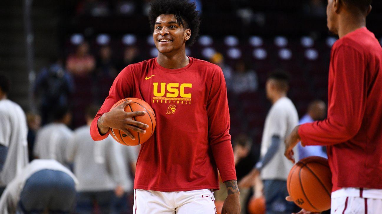 Kevin Porter Jr. of USC Trojans suspended for game vs ...
