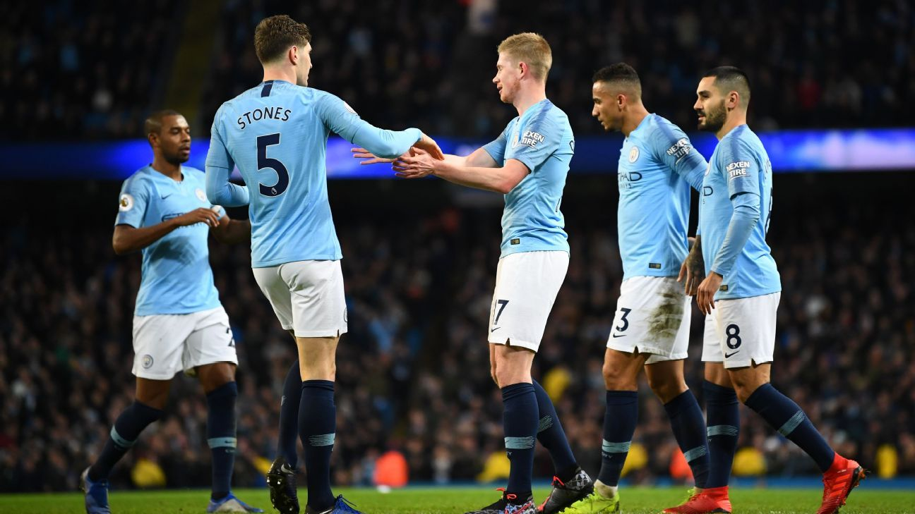 Pep to players: Forget Liverpool, focus on City