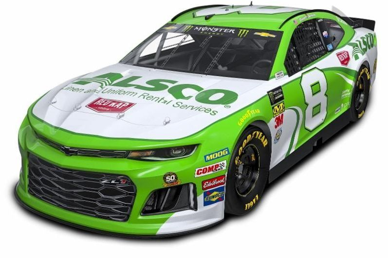 Alsco extends partnership with Richard Childress Racing