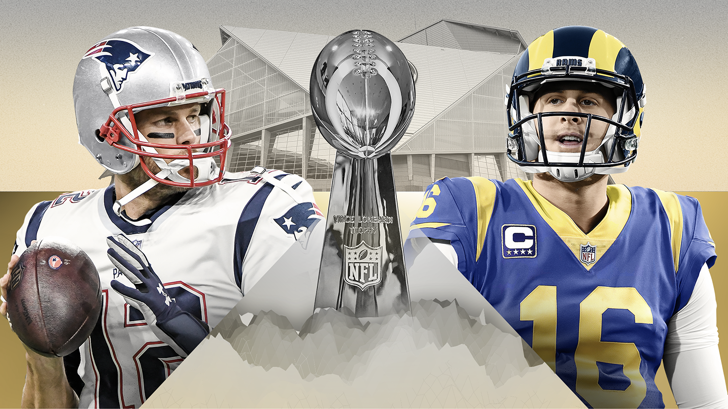 5bf9ffb1b06 Super Bowl LIII guide - Predictions, big questions for New England  Patriots-Los Angeles Rams - 2018 NFL playoffs
