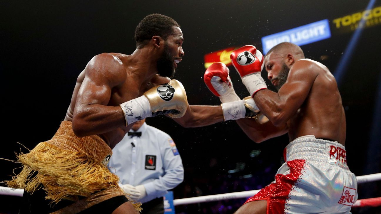 Marcus Browne wins interim light heavyweight title by defeating Badou Jack