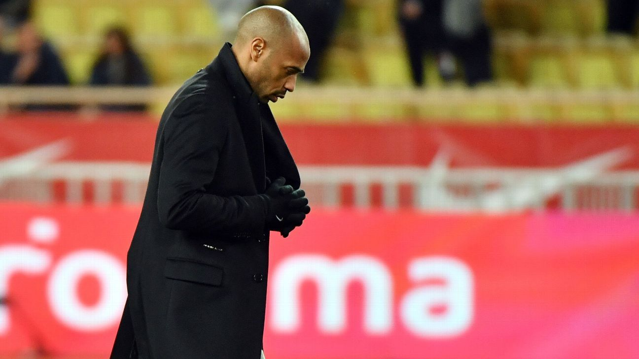 Monaco boss Henry angered by VAR malfunction during 5 1 defeat