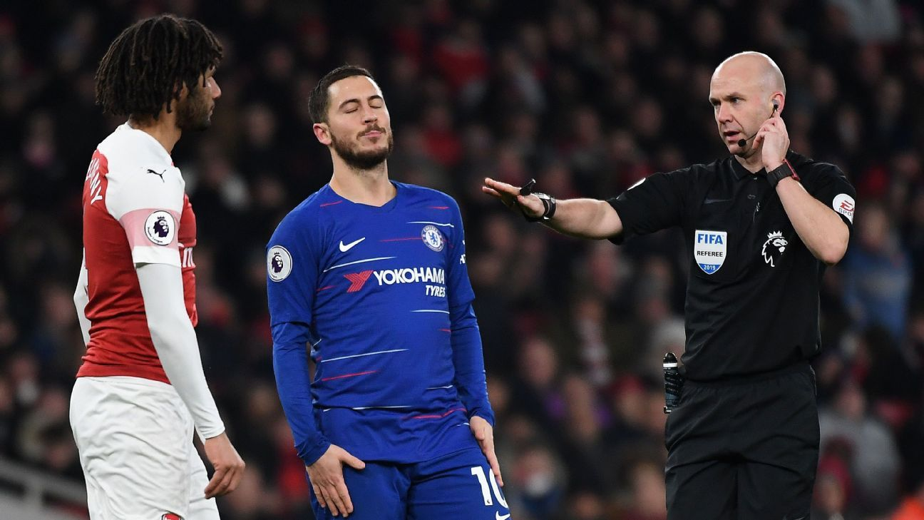 Chelsea rant from Sarri smacks of Mourinho, Spurs hit with more horrible injury news