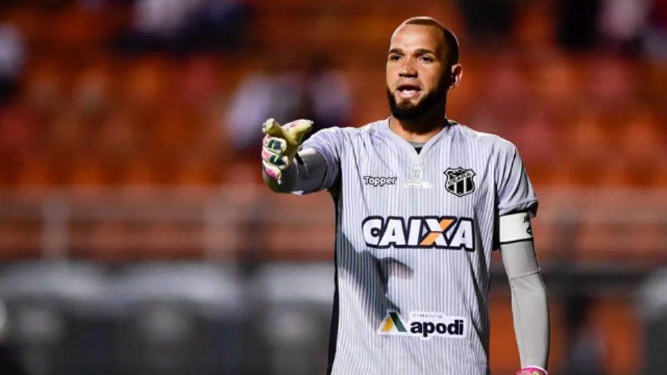 3ef865d576 Santos acerta a contratação do goleiro Everson