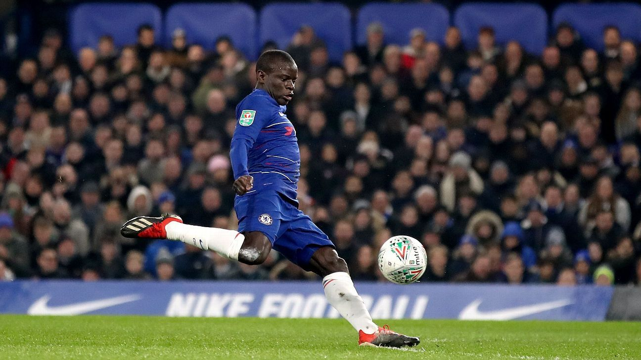 Transfer Talk: Paris Saint-Germain eye N'Golo Kante