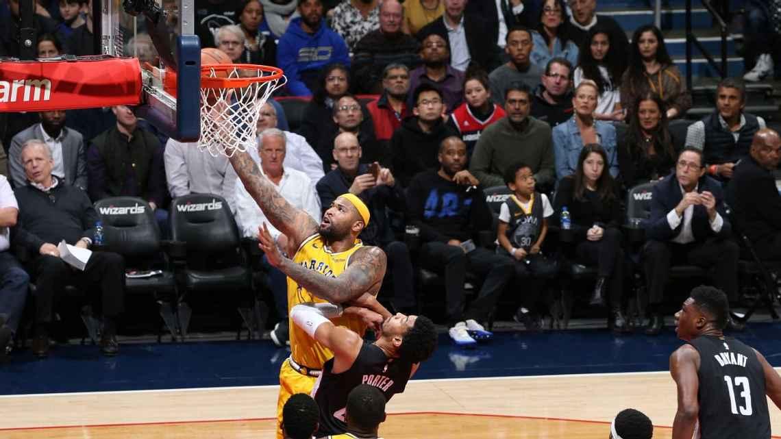 Las habilidades de DeMarcus Cousins no son habituales en la NBA 6194c91a4b7