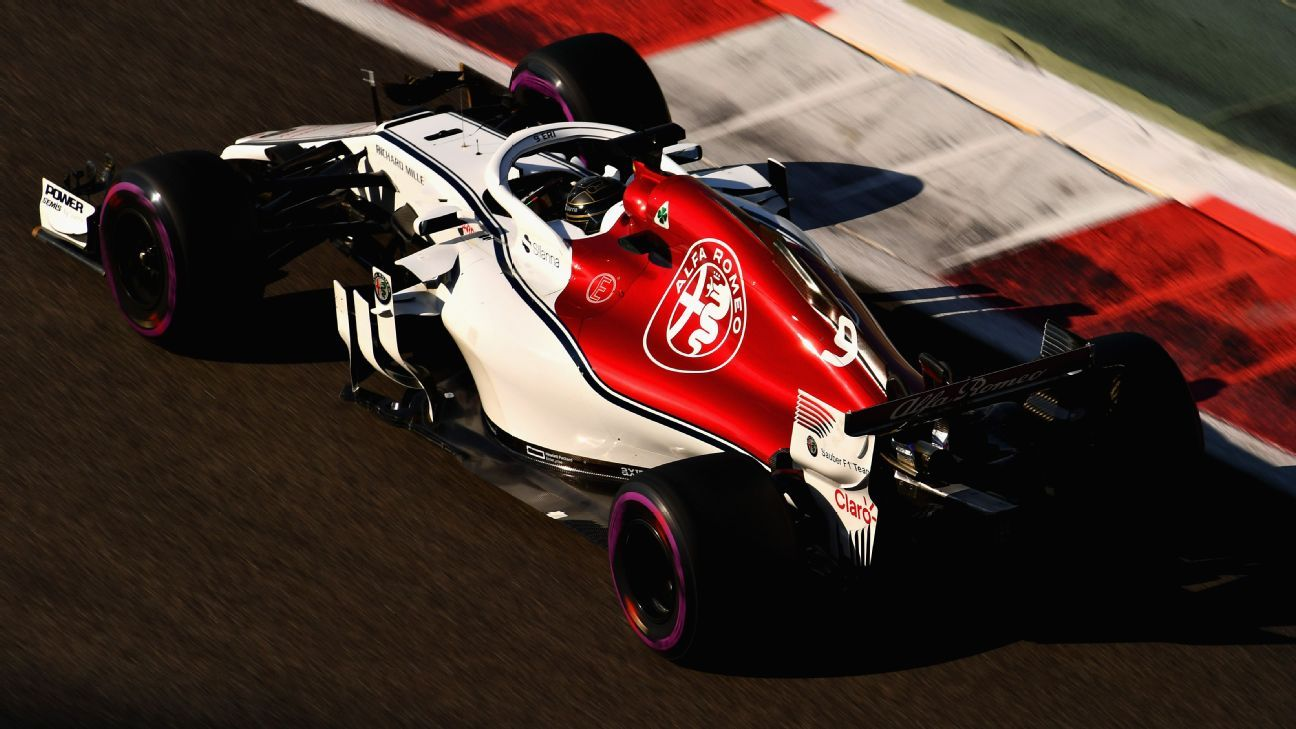 sauber f1 team changes name to alfa romeo racing. Black Bedroom Furniture Sets. Home Design Ideas