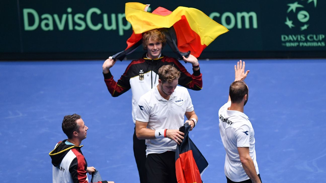 Davis Cup - Australia among twelve nations to qualify for Finals as Swiss miss out