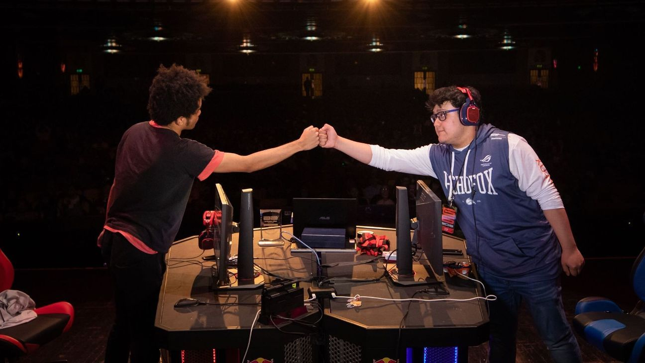Frostbite focuses on Smash Ultimate with MkLeo, Dabuz and Tweek