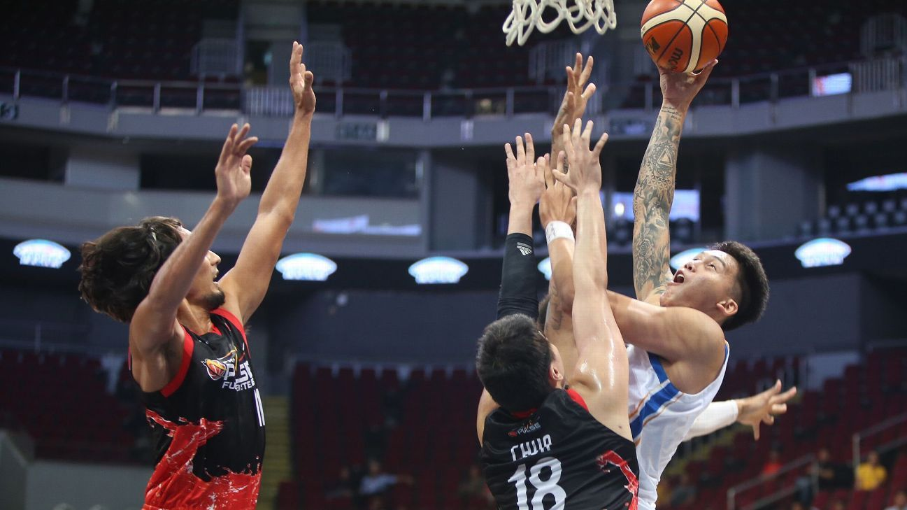 NLEX to lose Poy Erram for two weeks due to arm sprain