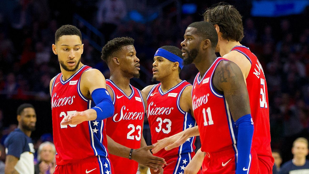 29f7e8241 Can these Sixers reach their incredible ceiling