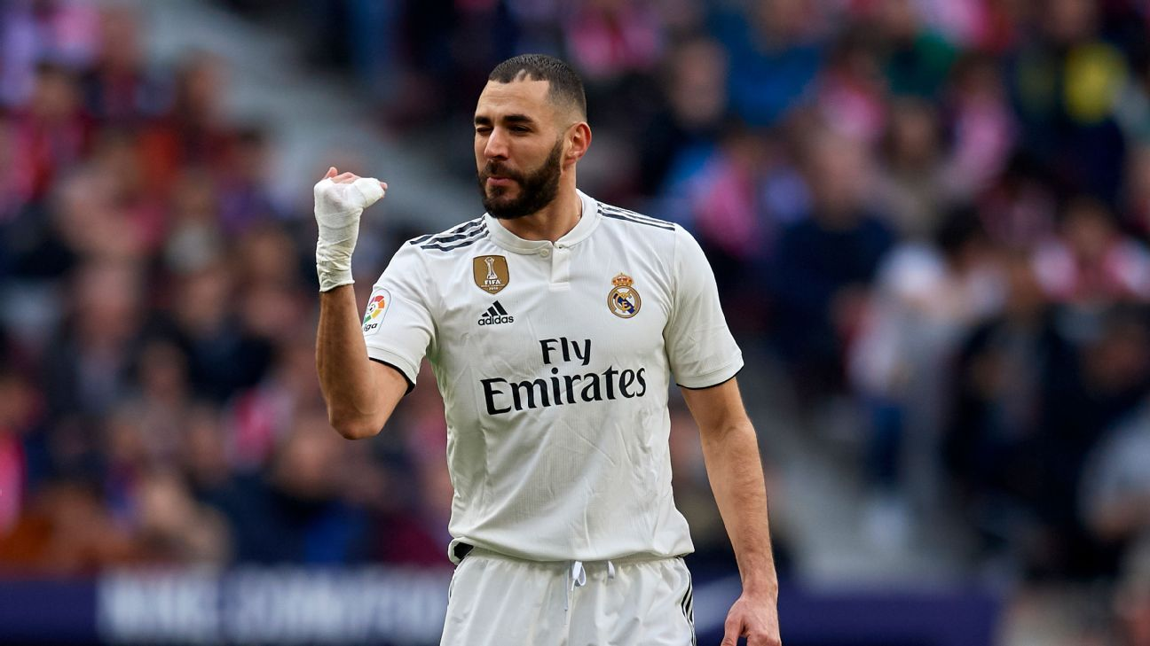 Real Madrid's resurgence owes a lot to the 'new' Karim Benzema