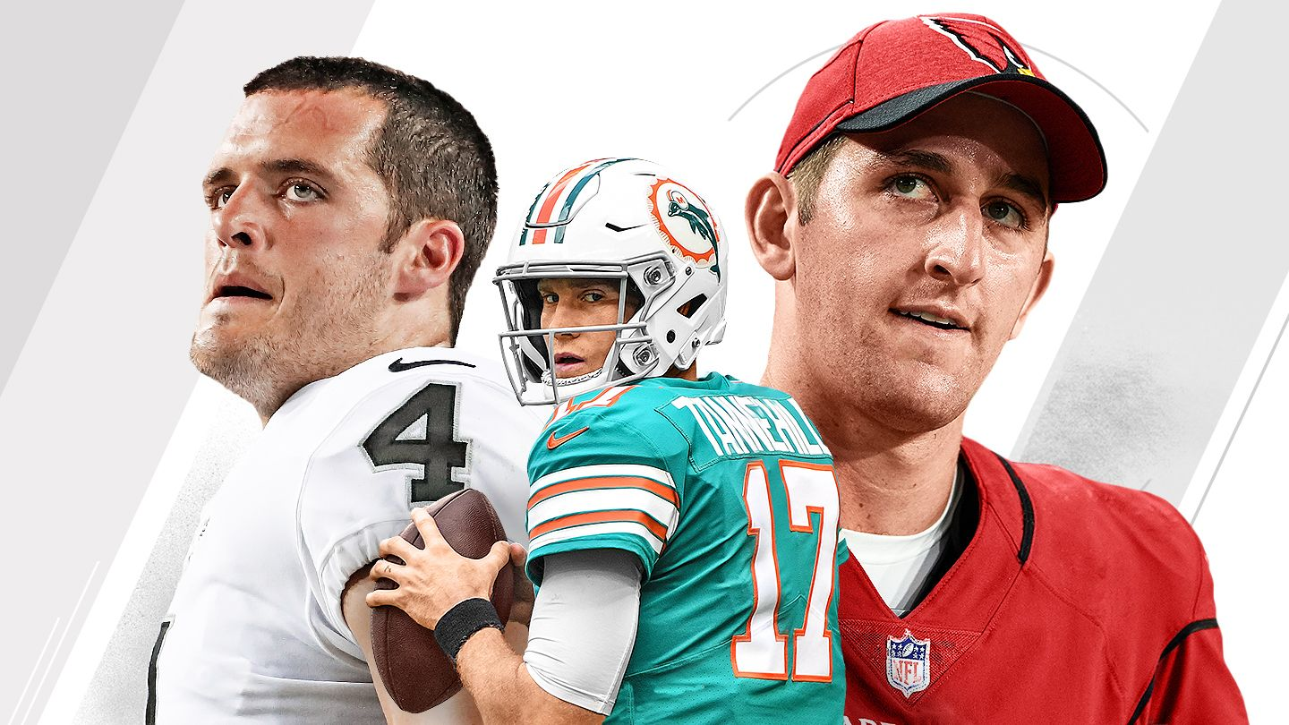 All five of the rookies drafted in the first round in 2018 finished in the bottom 10 in QBR last season. How can they take the next step?