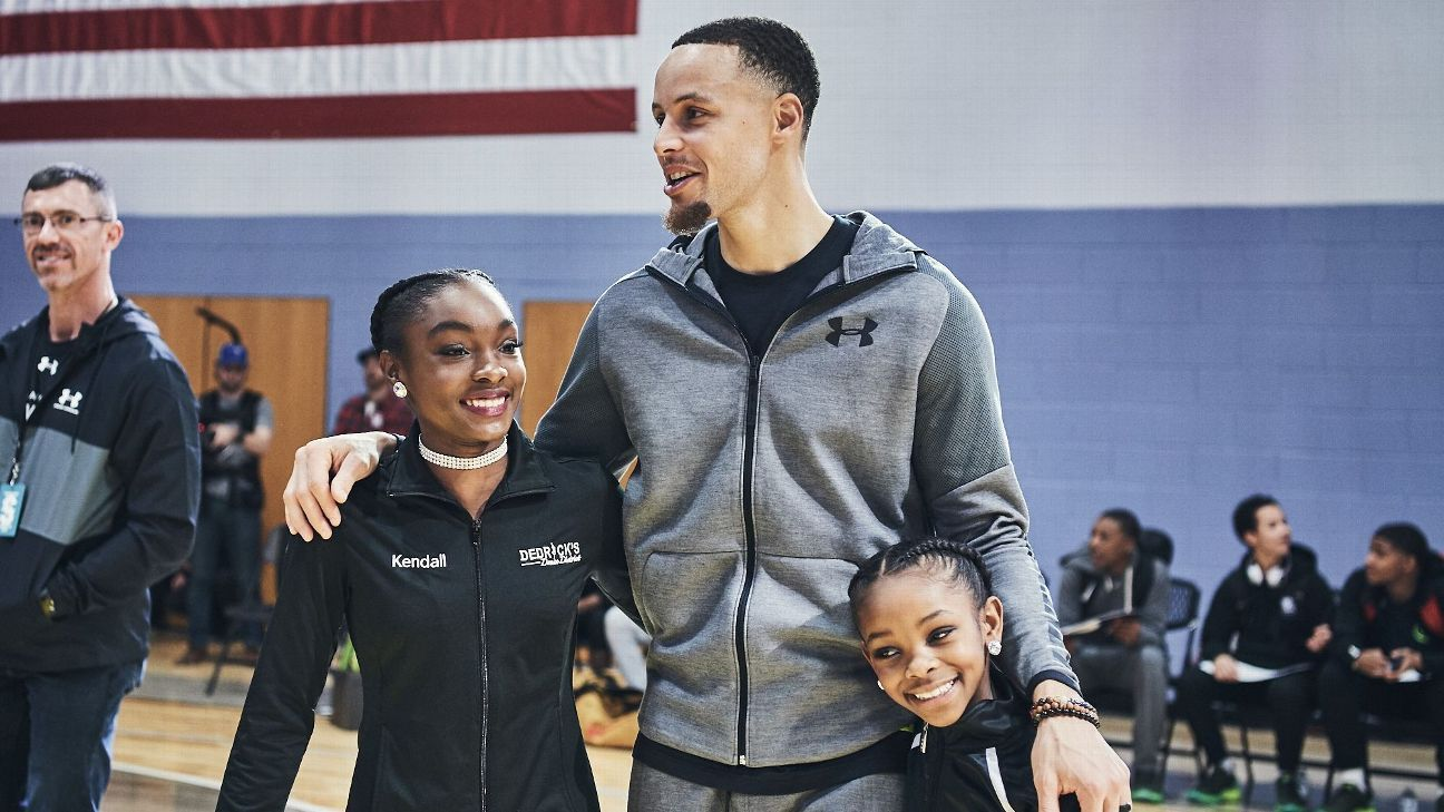 98db7979abb Stephen Curry and Under Armour are giving back on All-Star Weekend