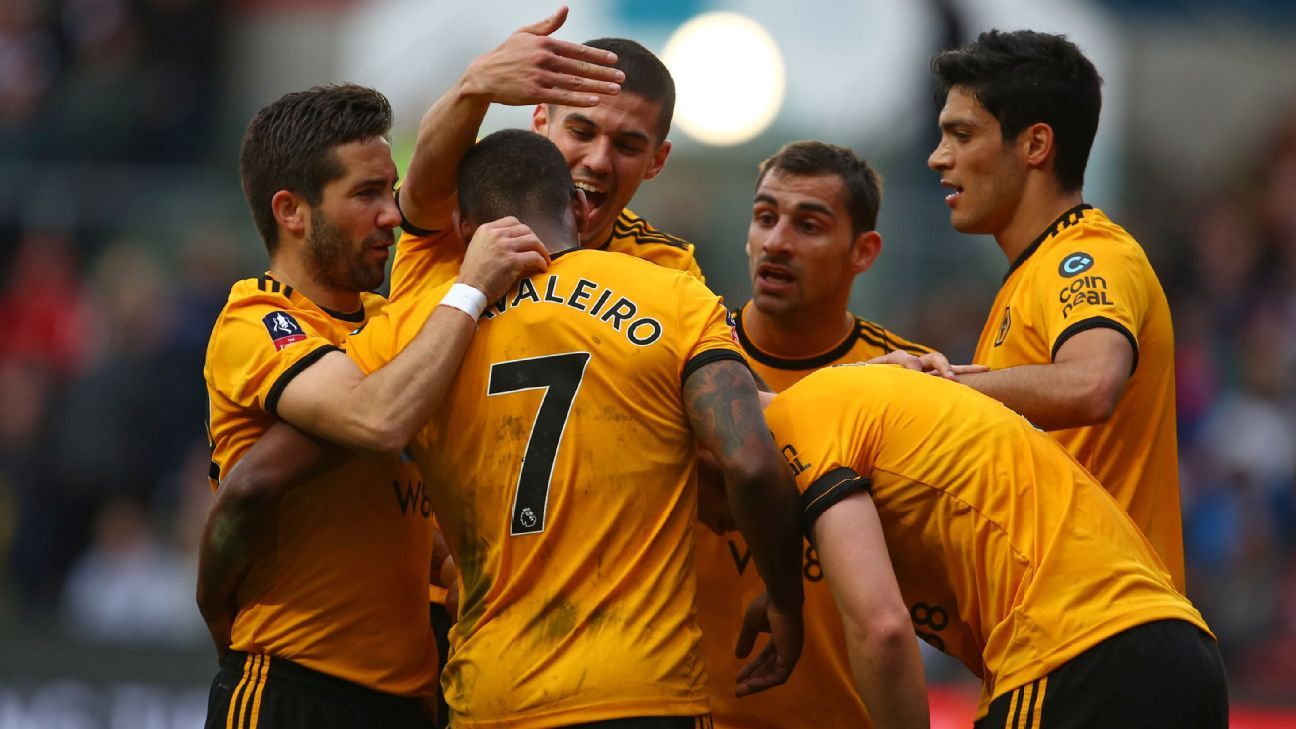 Wolves book FA Cup quarterfinal place with victory at Bristol City