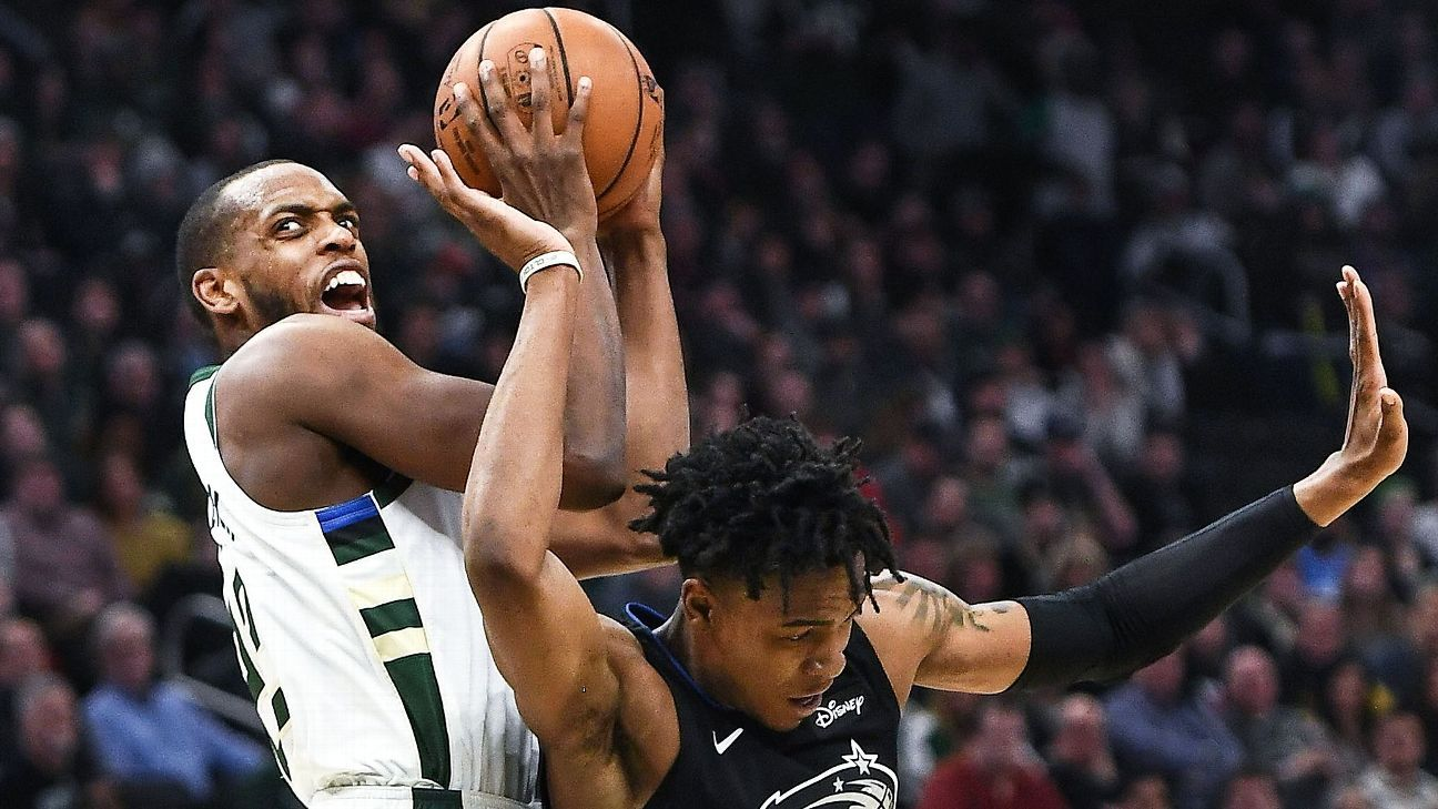 646d36dfb629 Khris Middleton is a rare kind of second star