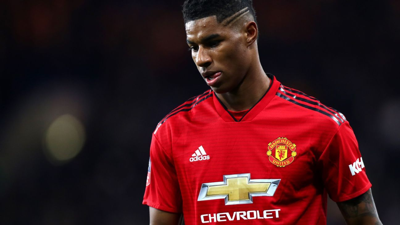 low priced dc2f0 2512d Rashford injury opens England door for Sancho