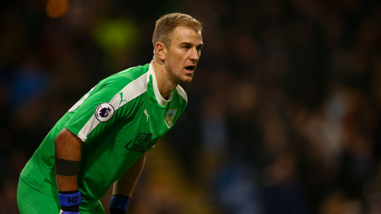 Transfer Talk Joe Hart Linked With Major League Soccer Move
