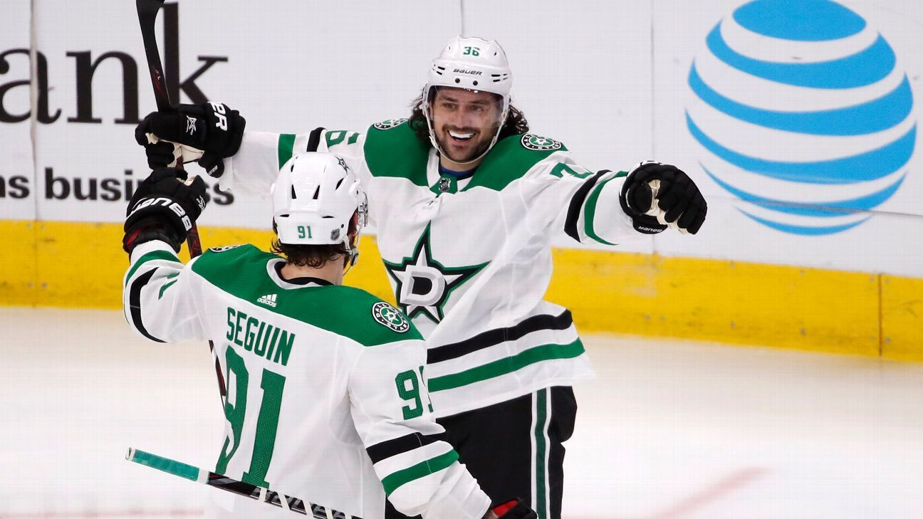 huge discount 006f5 e9cb7 Mats Zuccarello hurt in first Stars game, likely out 4 weeks