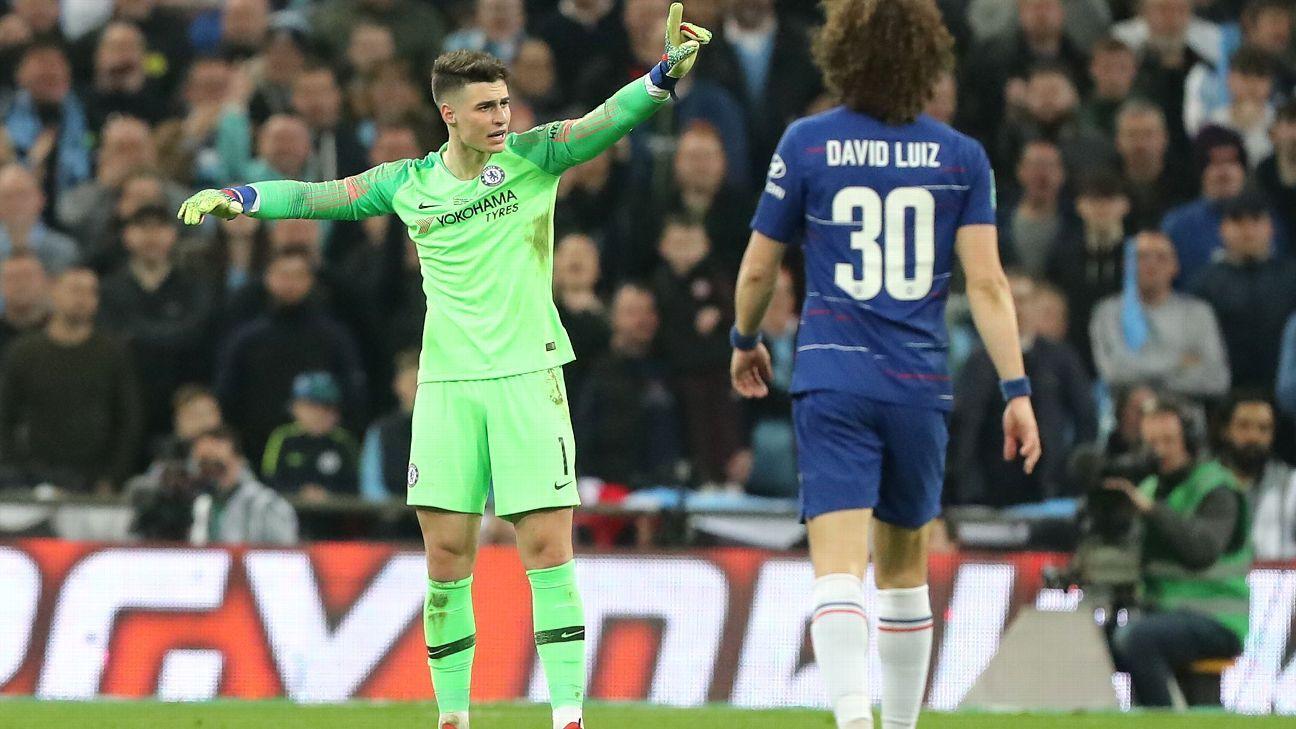 0e486a2fbf42f  Farsa de Kepa atrapalhou colegas de Chelsea e foi desrespeito com futebol  todo