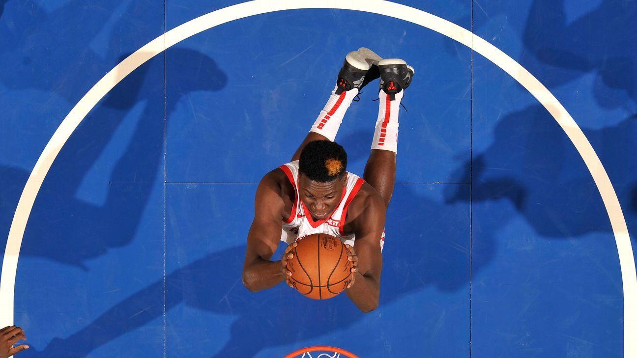 Fantasy basketball - Fantasy hoops updated roto rankings - Big men on the  move cc5c1b982