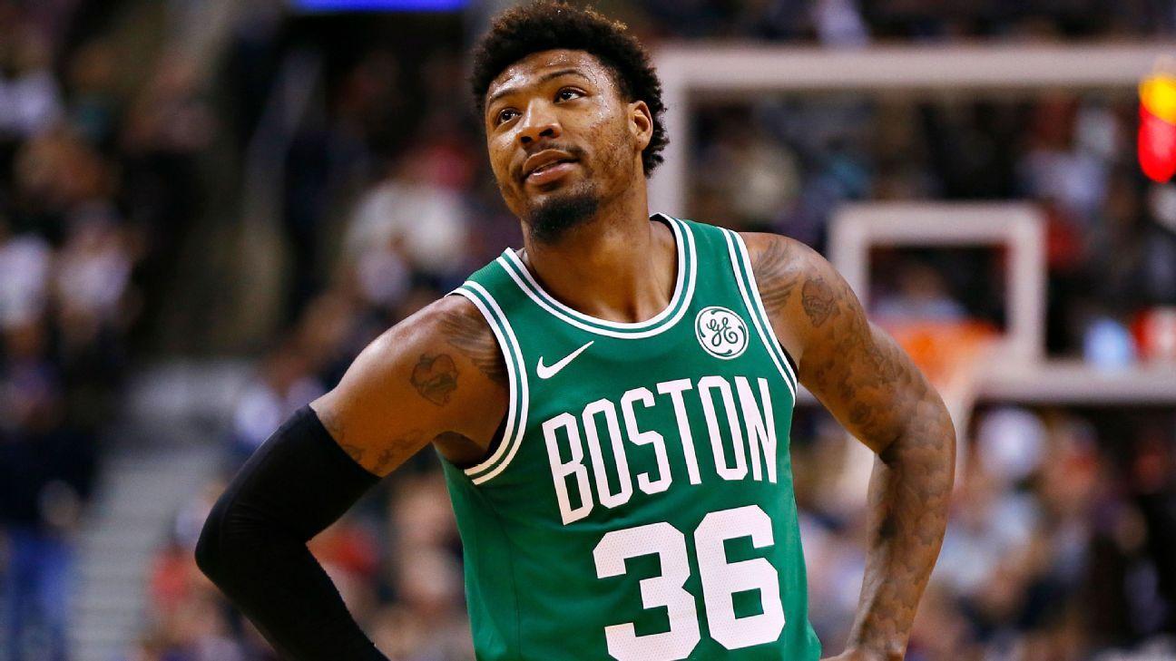 Celtics' Smart says he's cleared of coronavirus