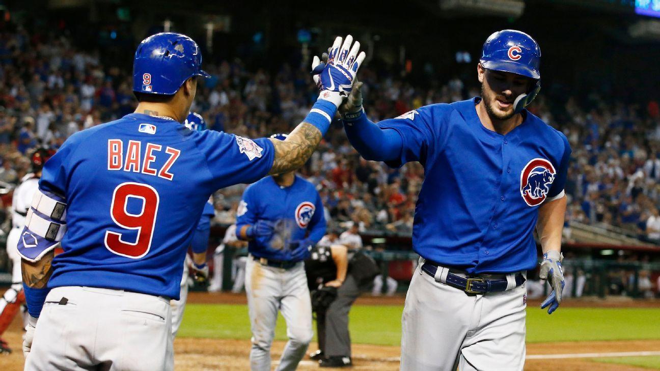 ESPN+ fantasy baseball cheat sheet -- Top prospects ...