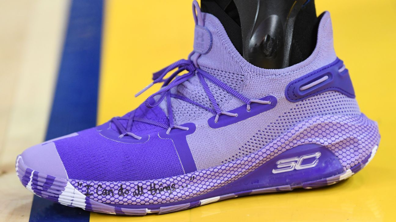ee6f70e2c861 Which player had the best sneakers of Week 21 in the NBA