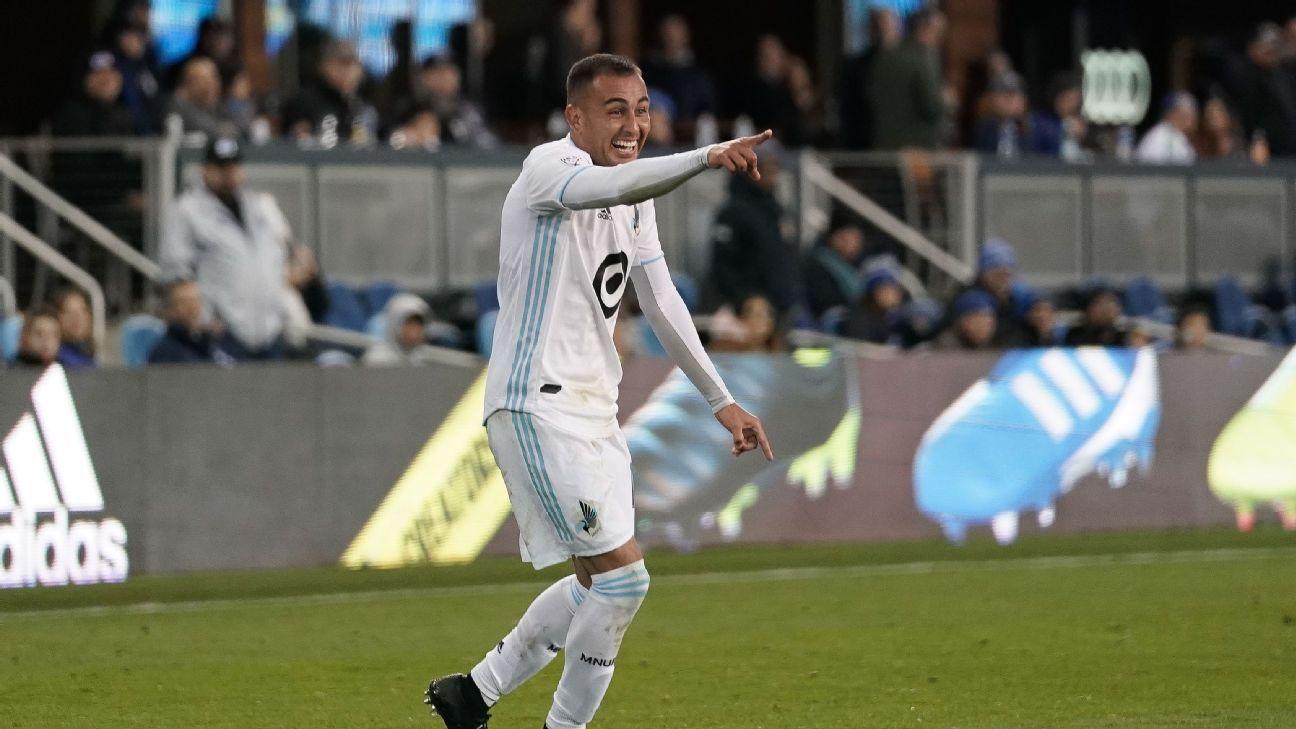 Sounders sign ex-Minny, USMNT midfielder Ibarra