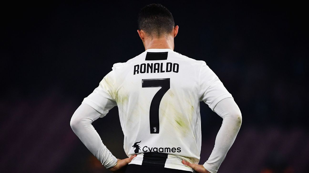 Ronaldo won't face charges in rape case