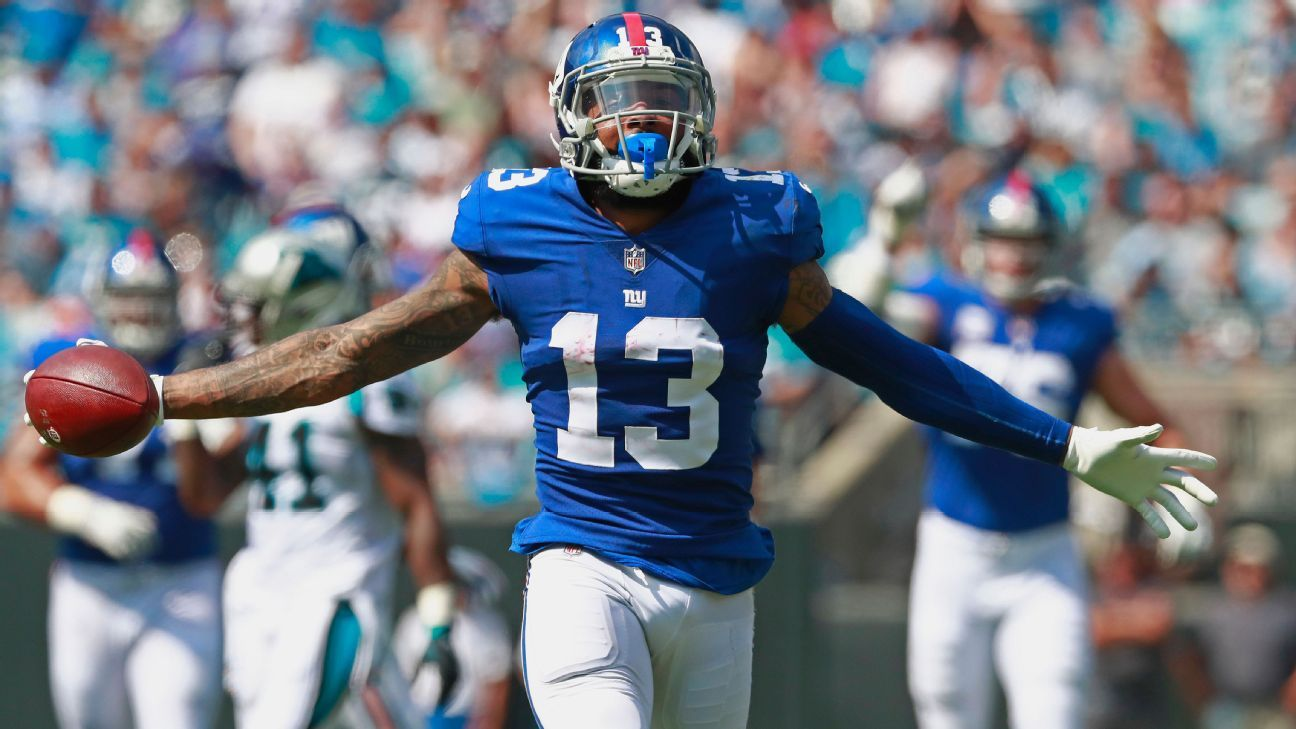 Could Cleveland really be favorites to make the playoffs? How many touchdowns will Beckham Jr. score in 2019? Our experts discuss.