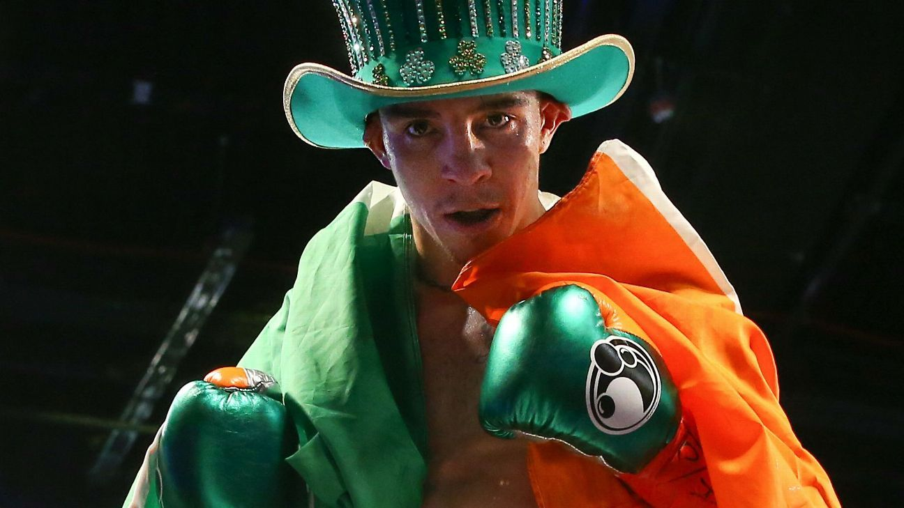 Conlan-Nikitin rematch set for August in Belfast