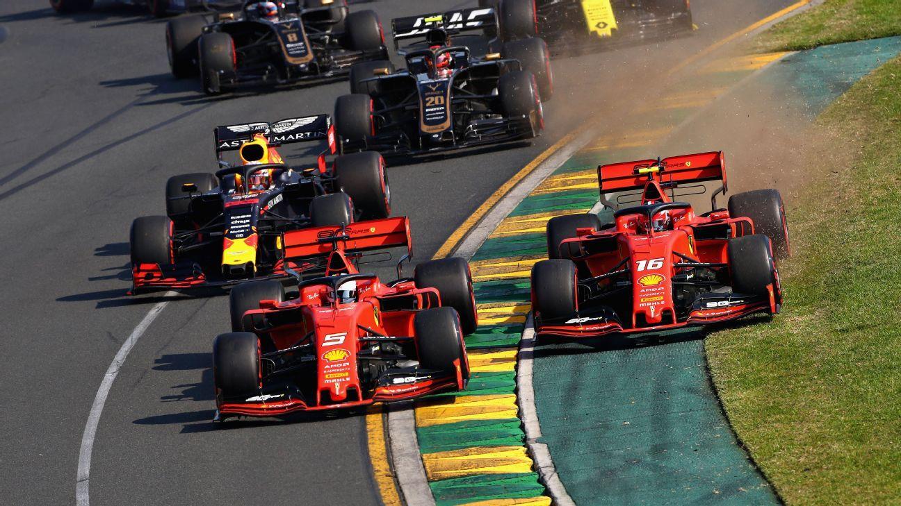 'Why are we so slow?' - Ferrari's Australian Grand Prix troubles revealed on team radio