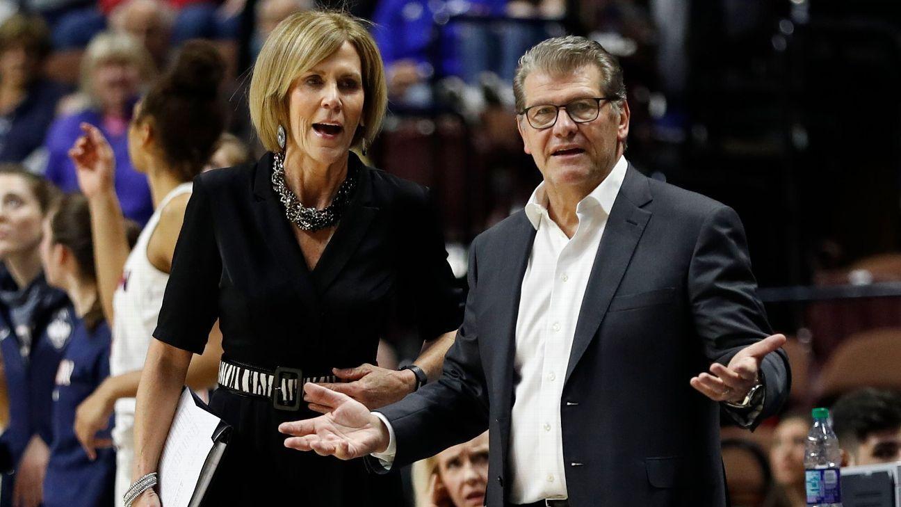 b0c73c9e Why UConn got a No. 2 seed in 2019 women's NCAA basketball tournament